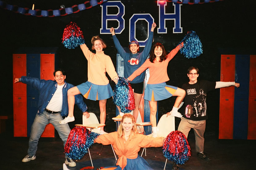 BAY ORCHARD HIGH - The Company<br>Directed by Anne Kauffman