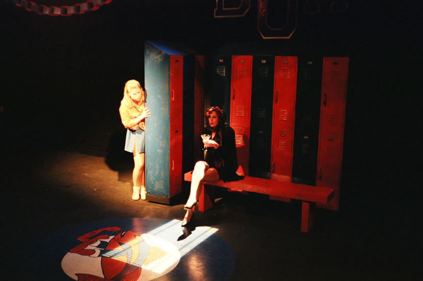 BAY ORCHARD HIGH - Robyn Weiss and Joanne Borts<br>Directed by Anne Kauffman